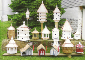 Pop's Market Birdhouses